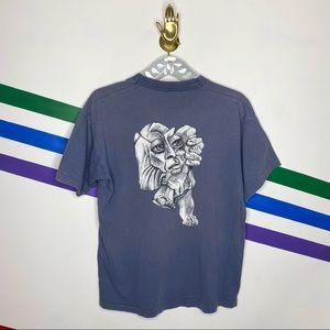 Vintage single stitch Dave Matthews band T-shirt